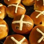 Batch of Hot Cross Buns