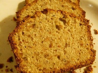 Toasted Hazelnut Cake