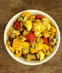 TURMERIC GINGER CAULIFLOWER