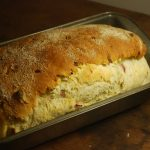 Dill and Red Onion Bread