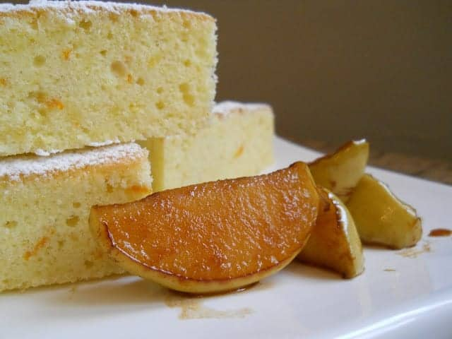 Late Harvest Citrus Cake