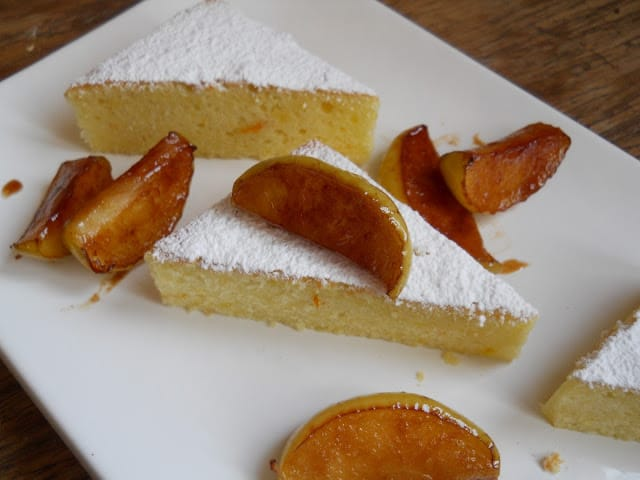 Late Harvest Citrus Cake