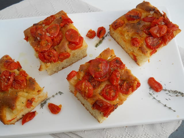 Roasted Tomato Bread