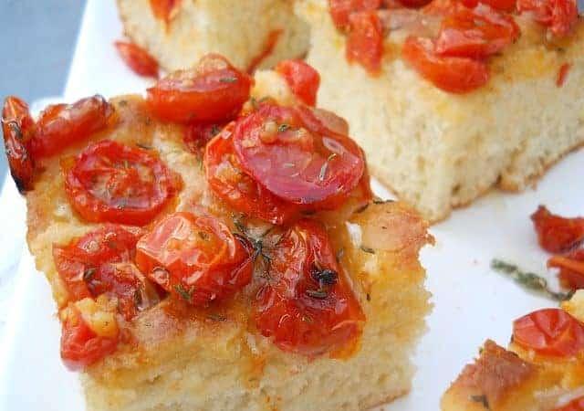 Roasted Tomato Bread