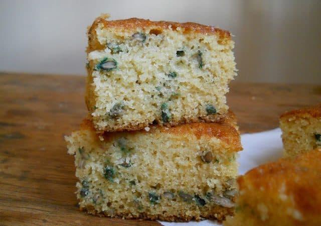 Sunflower Seed Cake