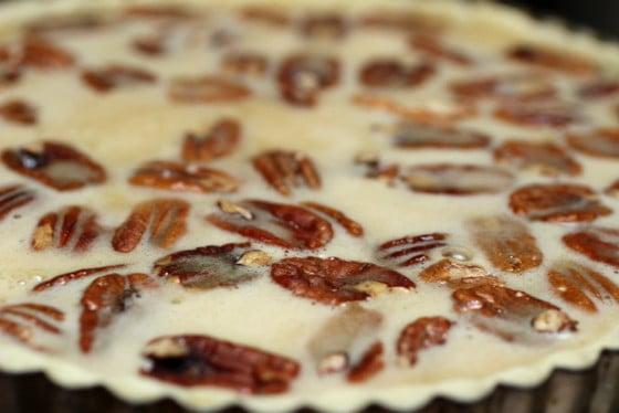 Bourbon Brown Butter Pecan Pie