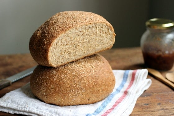Whole Wheat Mountain Bread