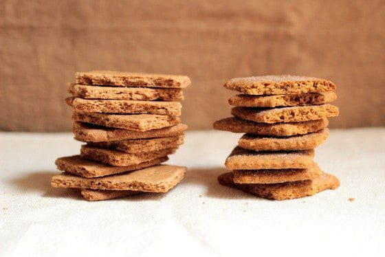 Homemade Graham Crackers – a tale of two recipes