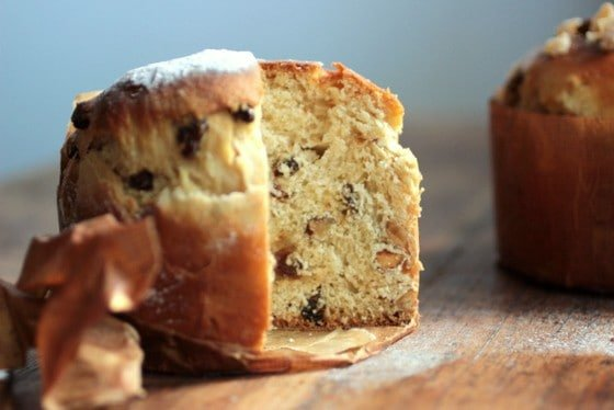 Almond and Ginger Kulich