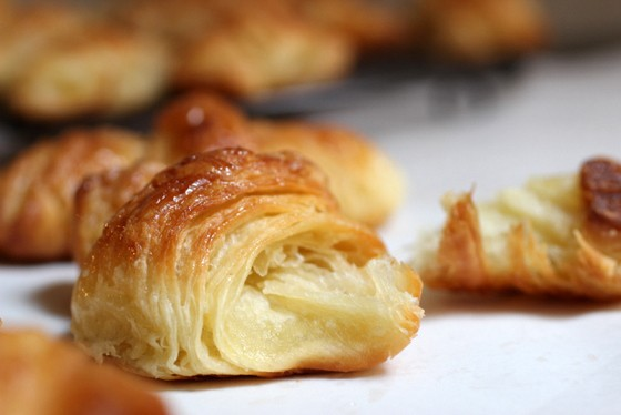 French (all butter) Croissants