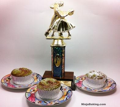 Matcha Nutella Tango Cupcakes