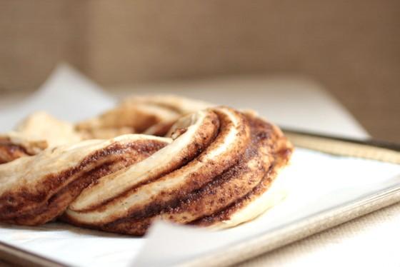 Cinnamon Sugar Challah