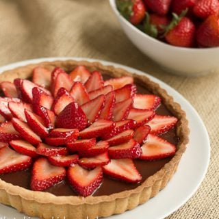Strawberry_Topped_Chocolate_Tart-4