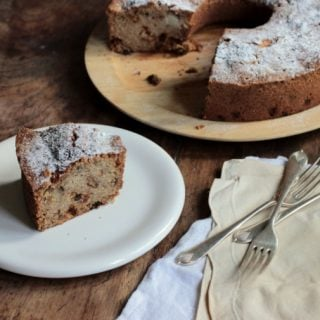 Brewed Apple Raisin Cake – a guest post at Noshing with the Nolands