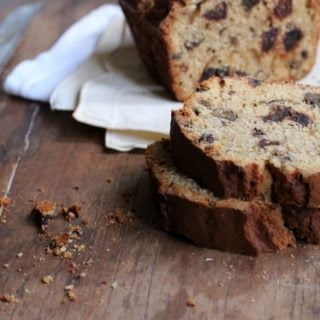 Brown Butter Date and Pecan Loaf – a guest post at Gotta Get Baked