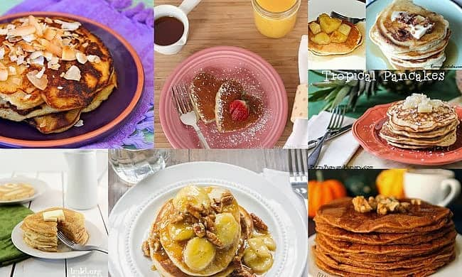 55 Pancake Recipes - Sweet and Savory Ideas