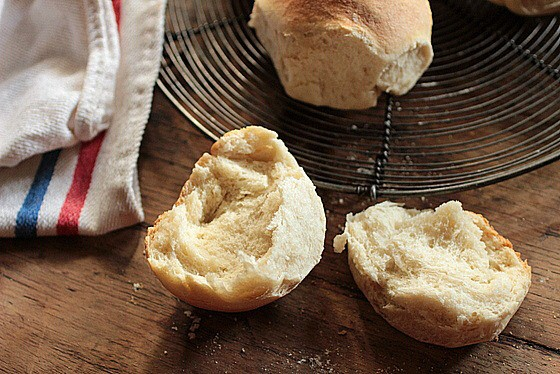 Beer Bread Rolls