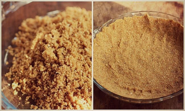 Images of Gingersnap cookie crust