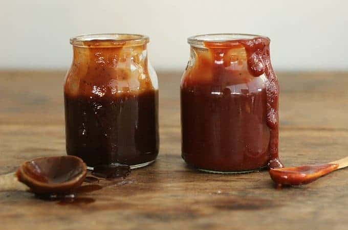 Bourbon Barbecue Sauce – a tale of two recipes