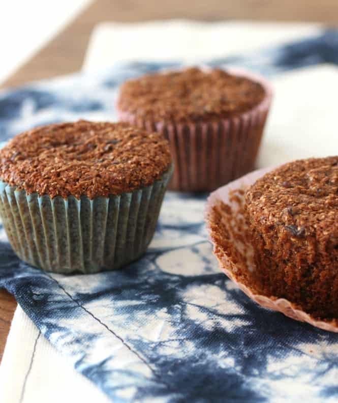 Nancy Silverton's Toasted Bran Muffins