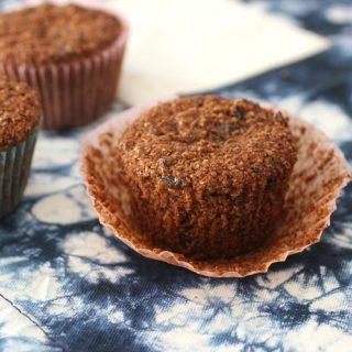 Nancy Silverton's Toasted Bran Muffins