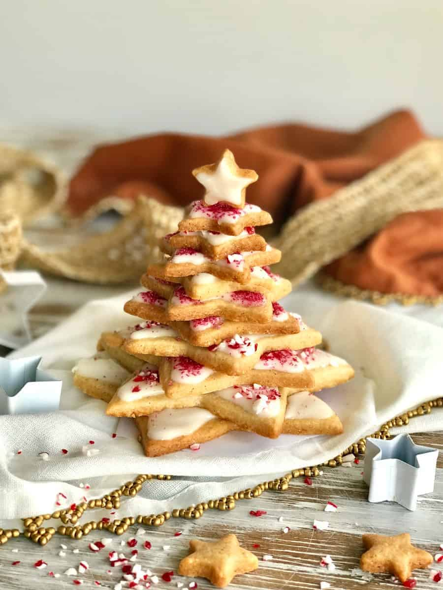 Sugar Cookie Christmas Tree 4