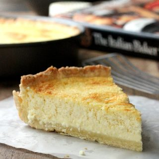 The best lemon Ricotta Pie