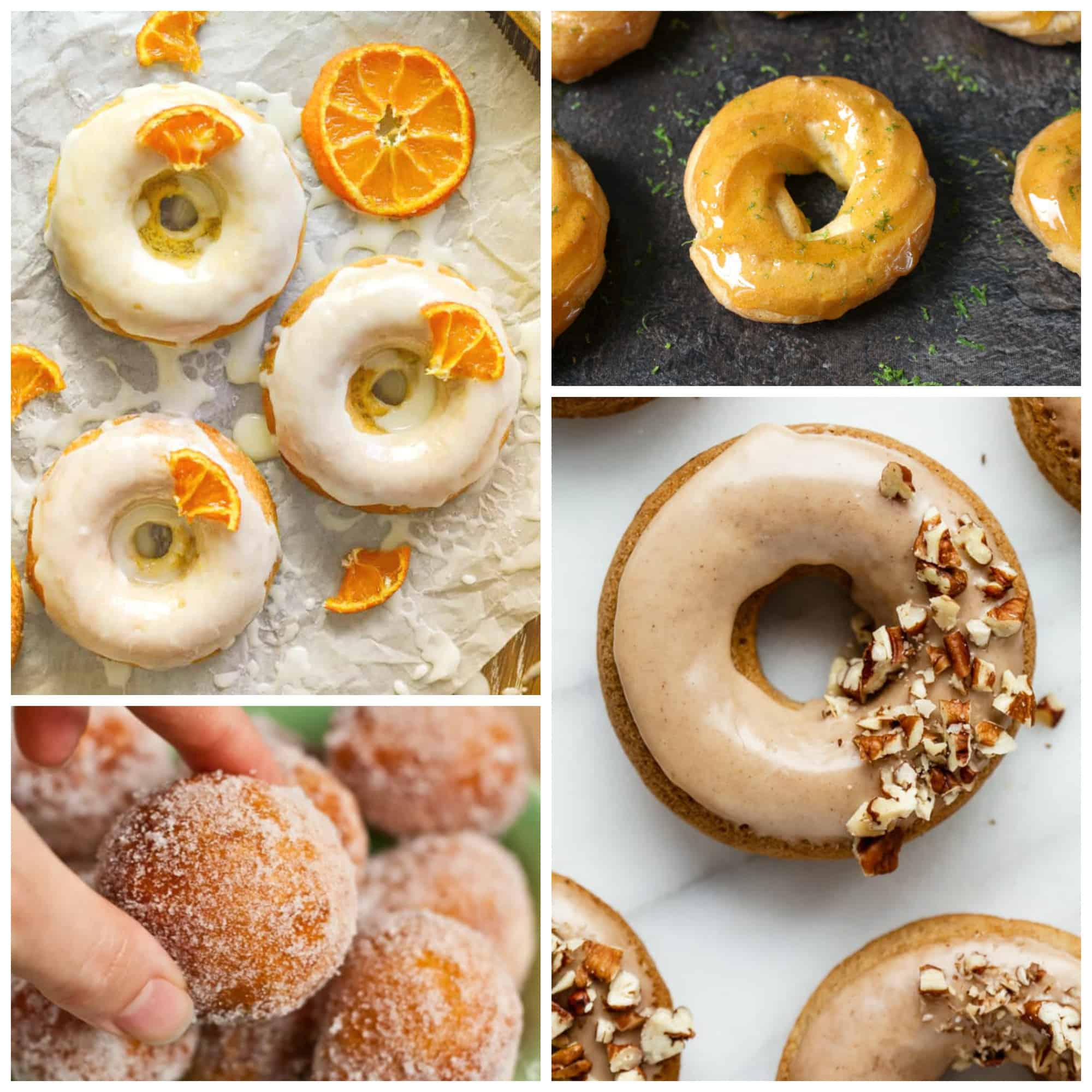 Donut round up mosaic