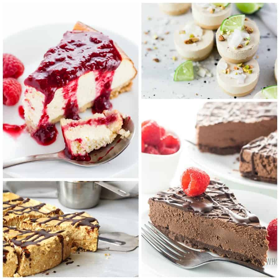 special diets no-bake cheesecake 1 Collage