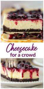 Best Berry Cheesecake Long Pin