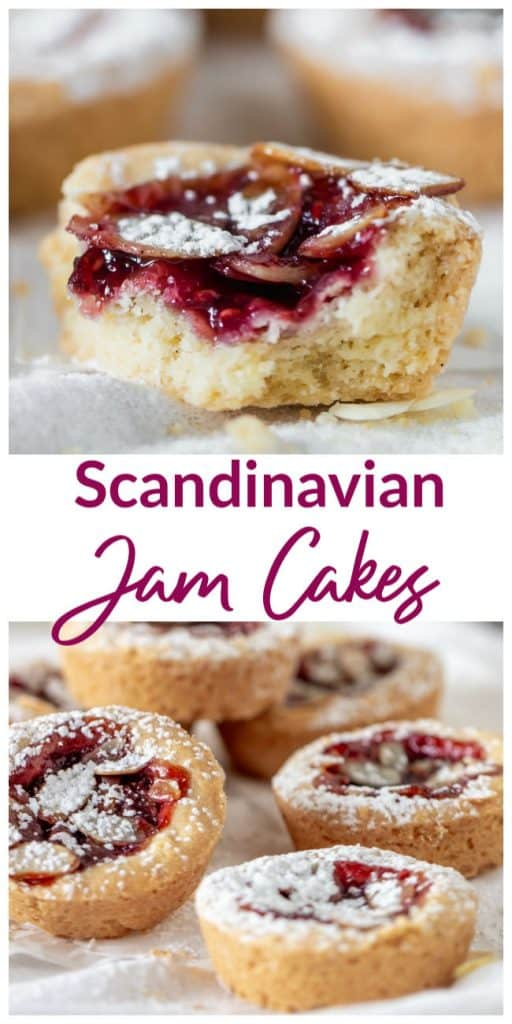 Jam Cakes long pin collage