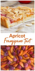 Apricot Tart long pin with text