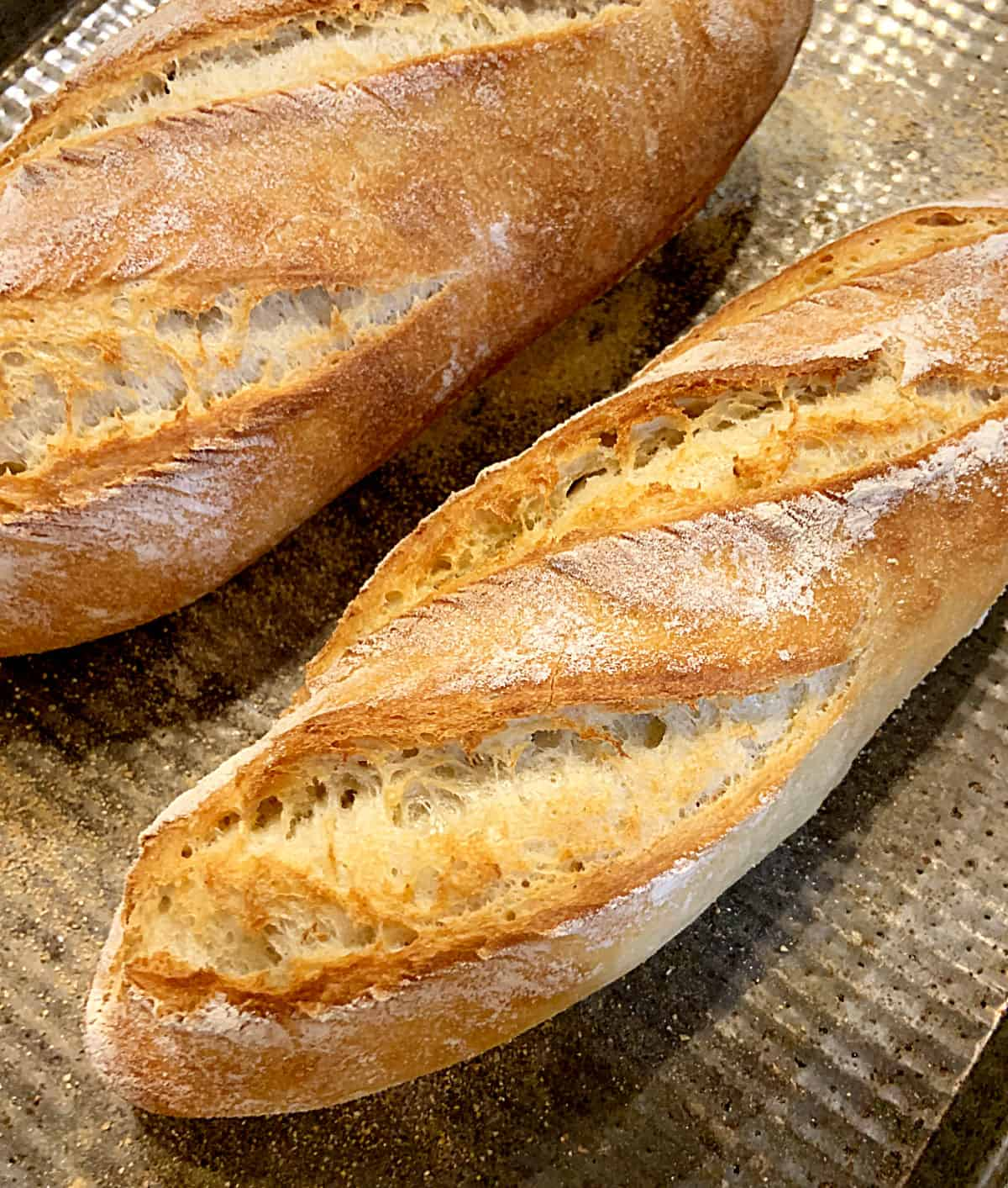 No-knead French Bread Recipe (with video!) | Vintage Kitchen