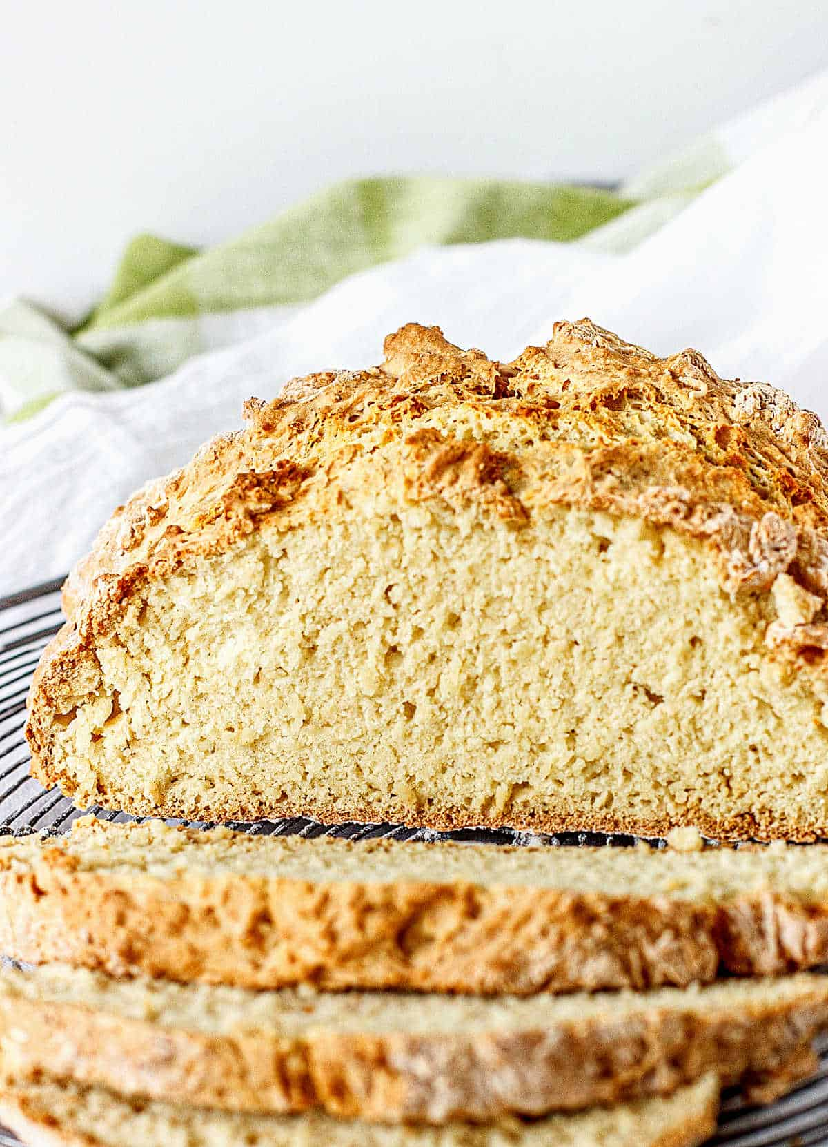 Irish Soda Bread Recipe Vintage Kitchen